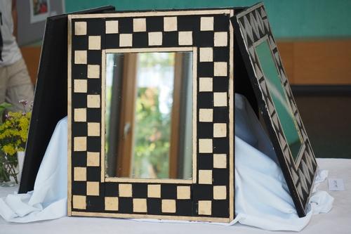 Spiegelklein